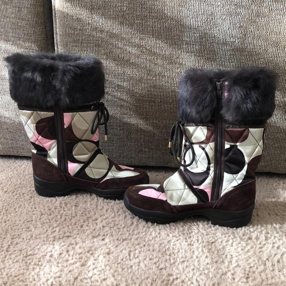 Sasha Coach Boots